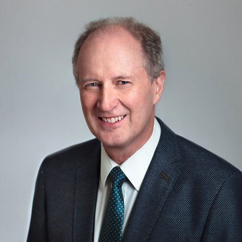 Dr Brian Gallagher
